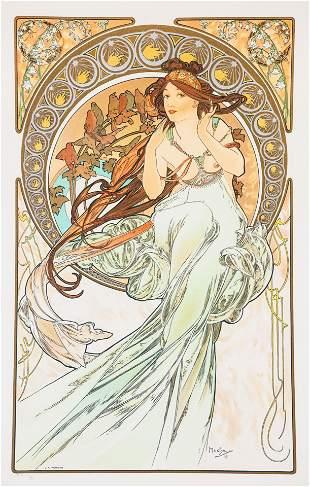 The Arts: Music, Alphonse Mucha