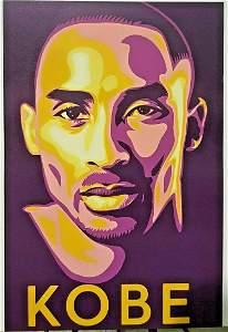 """""""KOBE"""" Kobe Bryant Sports Poster"""
