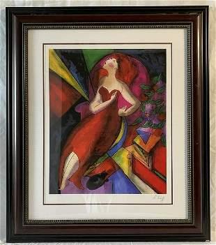 """Romane"" by Linda Le Kinff"