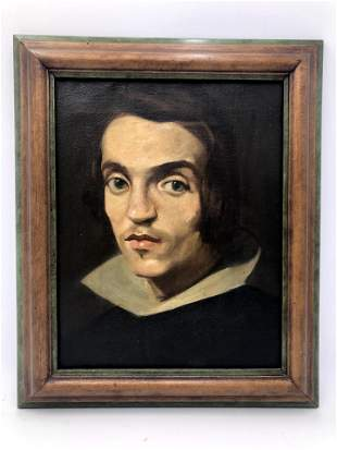 Old Master Copy Oil Painting