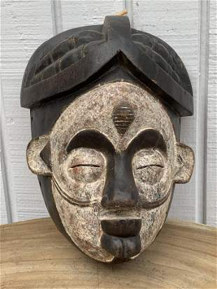 Ibo Agricultural Mask