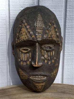 Ibo Ceremonial Mask