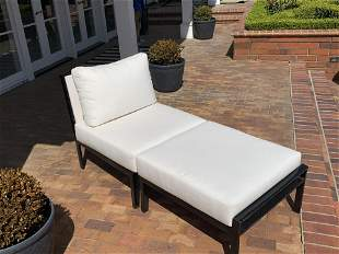 Pavillion Outdoor Chaise Lounge Chair