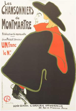 Les Chansonniers de Montemartre, Henri de