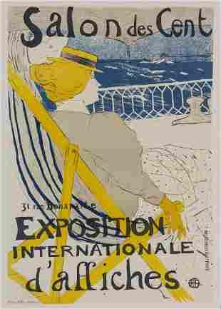 Salon des Cent, Henri de Toulouse-Lautrec