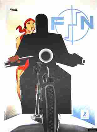 Fabrique Nationale Motorcycle