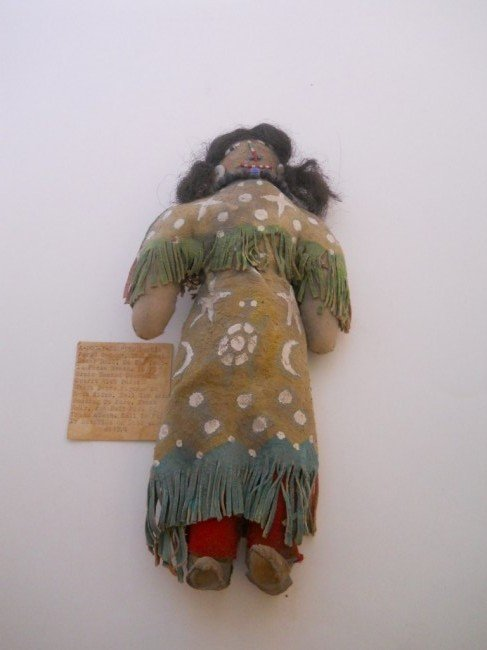 "9: ""A-NOG-I-TE"" GHOST DANCE DOLL"