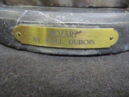 325: PAUL DUBOIS MOZART BRONZE, SHONY ALEX BRAUN ESTATE - 4