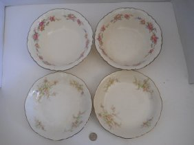 HOMER LAUGHLIN 4 PC CHINA