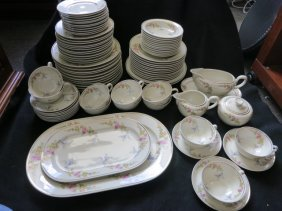 JOHANNE HAVILAND BAVARIA ROSE CHINA SET