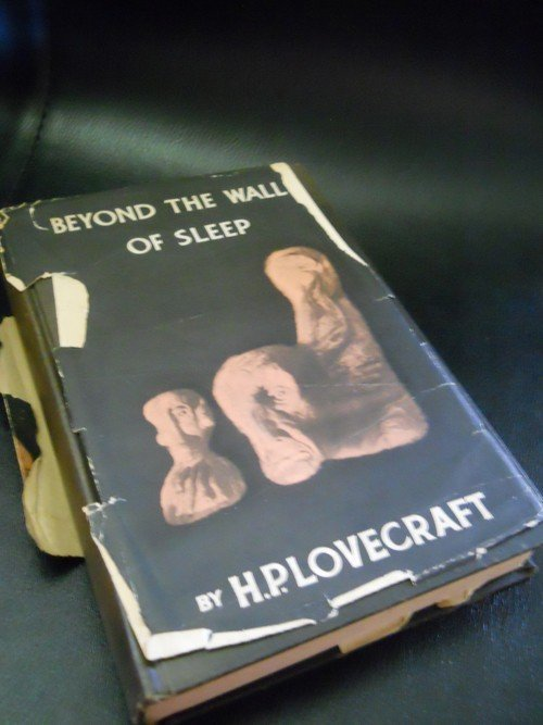 """215: 1943 """"BEYOND THE WALL OF SLEEP"""" BY H.P. LOVECRAFT"""