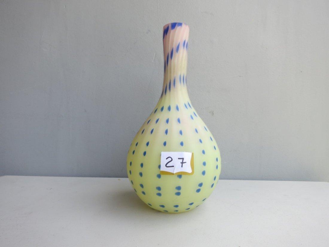 Murano Vase Venetian Glass
