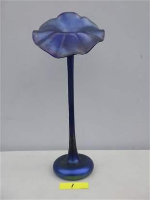 """James Lundberg Jack-in-the-pulpit vase, , 21"""""""