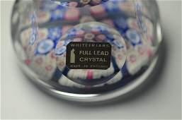 103: Whitefriars Paperweight