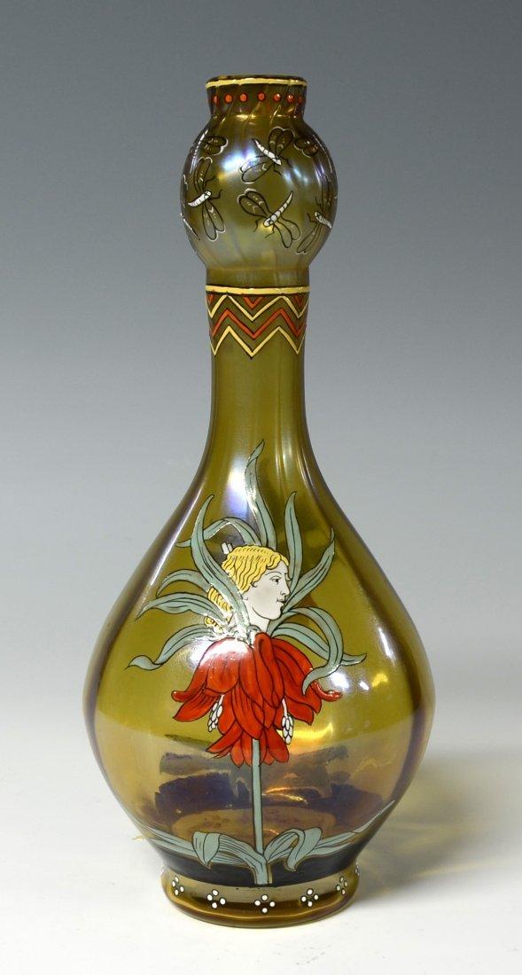12: Fritz Heckert Vase