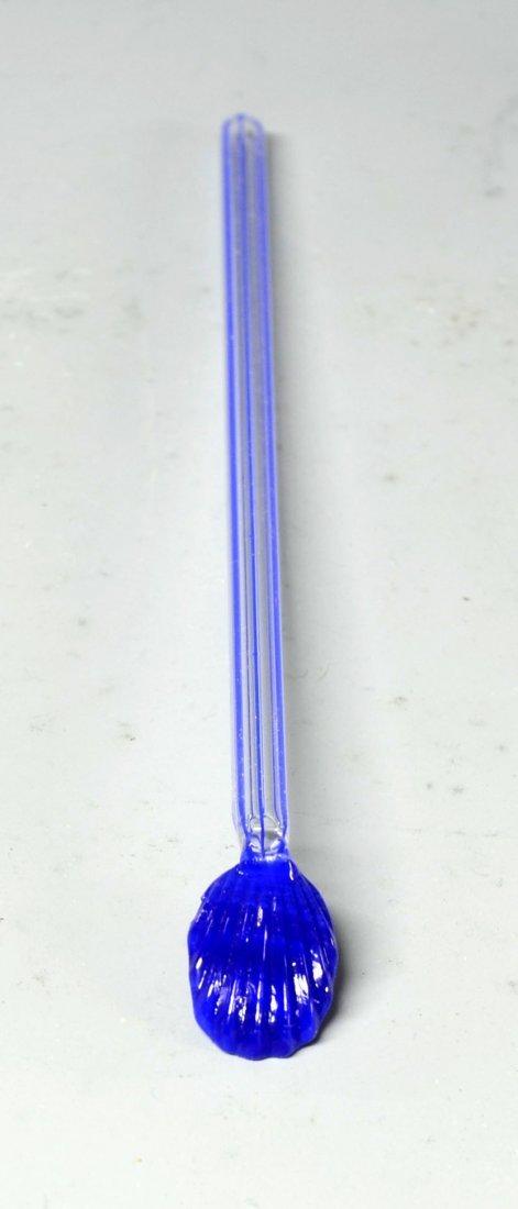 21: Czech Glass Sipper Straws - 2