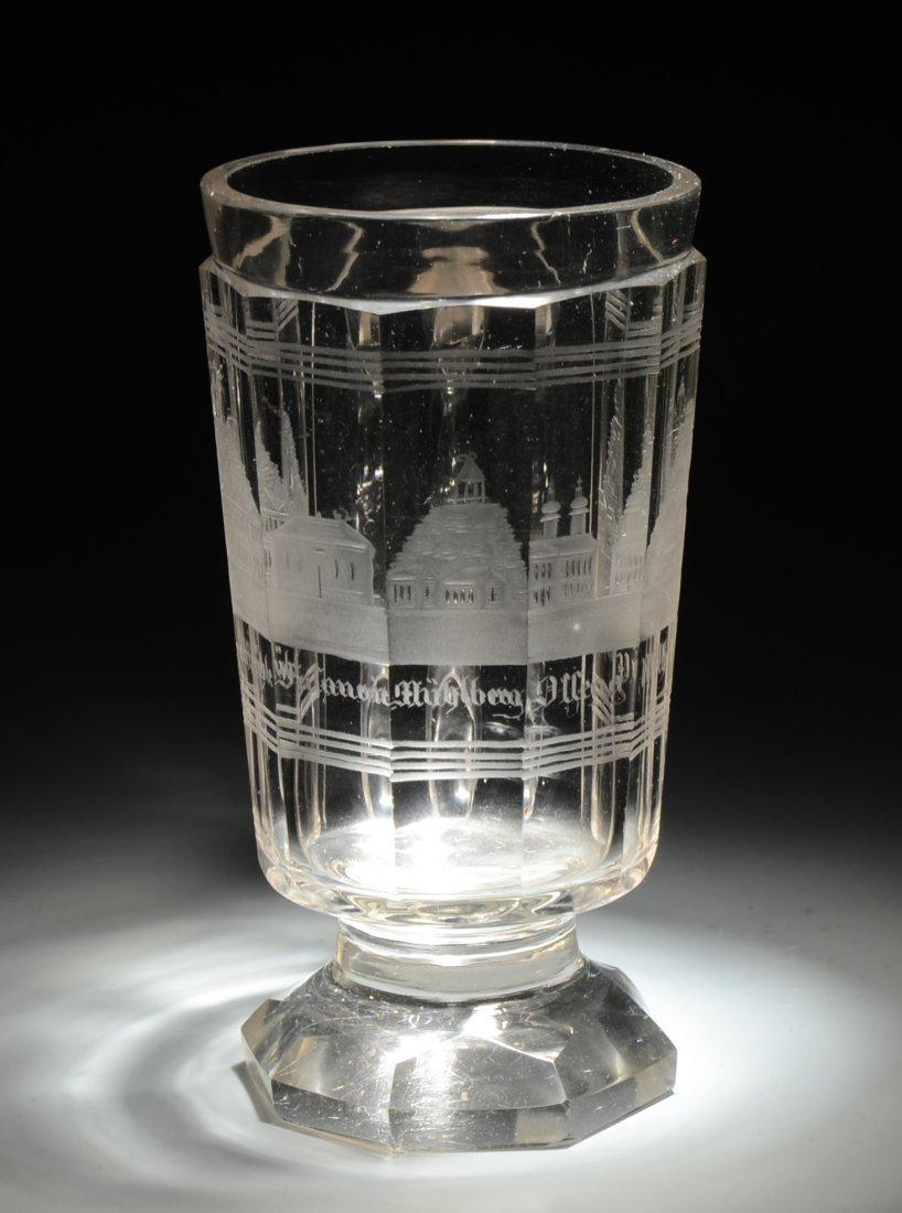 Clear Glass Beaker