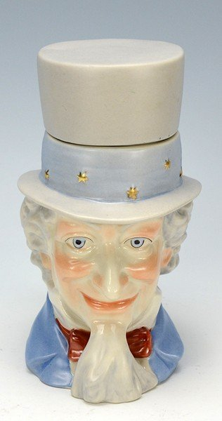 Uncle Sam Character Stein