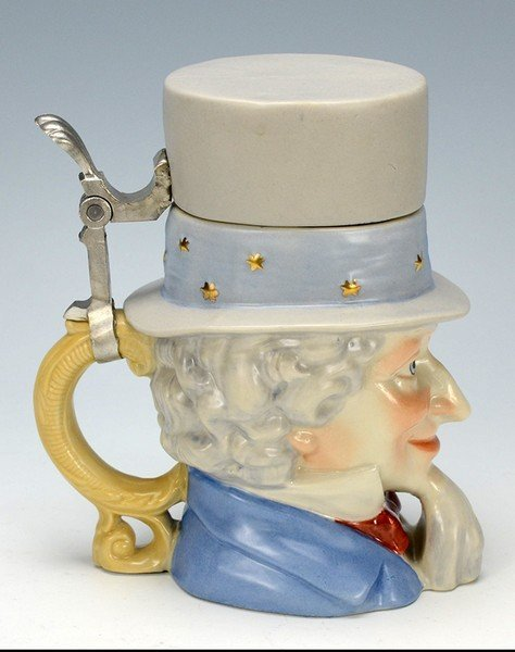 Uncle Sam Character Stein - 2