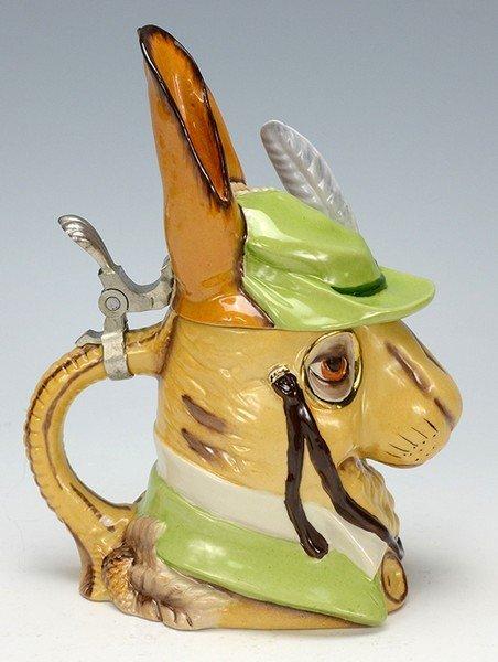 Gentleman Rabbit Character Stein - 2