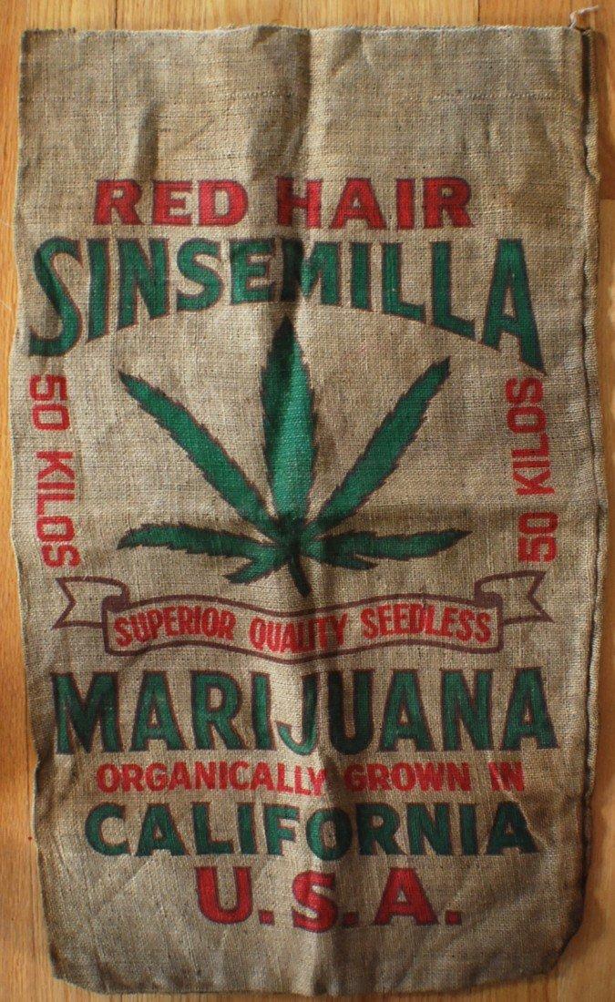 182: Marijuana Bag