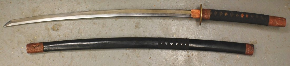 52: Samurai Sword