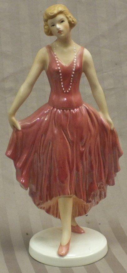 9: Goebel Unity With Diversity Series Lady Figurine 198