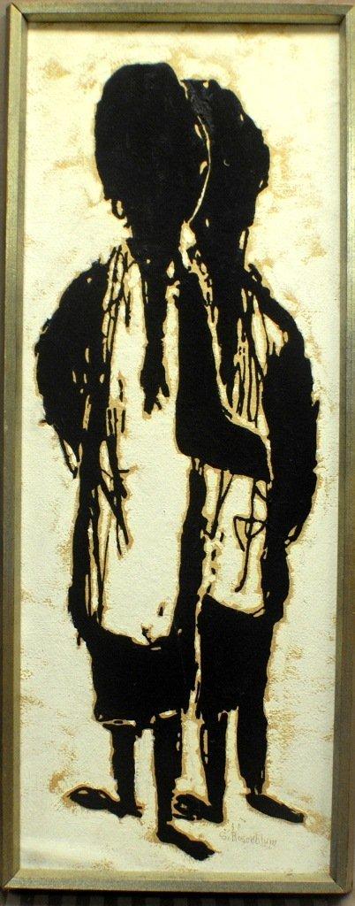 """10: Sadie Skoletsky Rosenblum  (1899 - 1987) """"ORPHANS"""""""