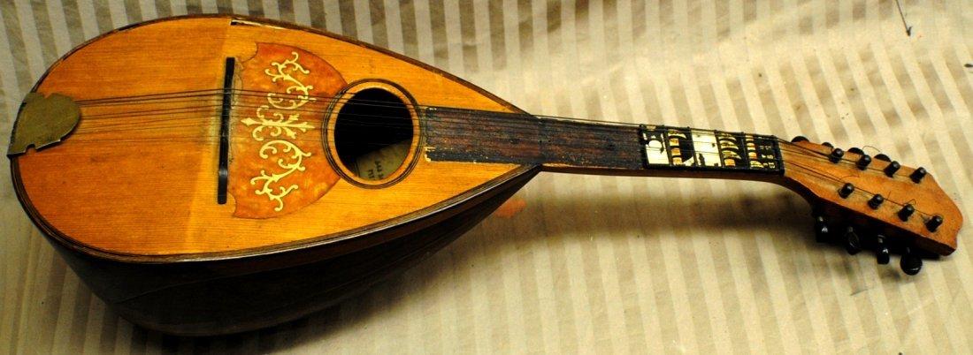 """18: Mandolin, """"The Crescent Music Company"""""""