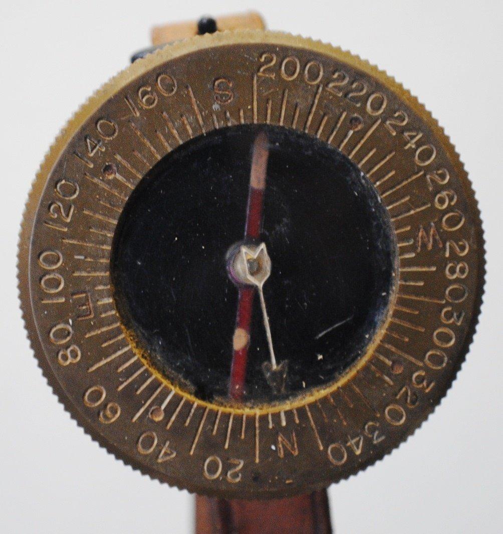 US Army WWII wrist compass