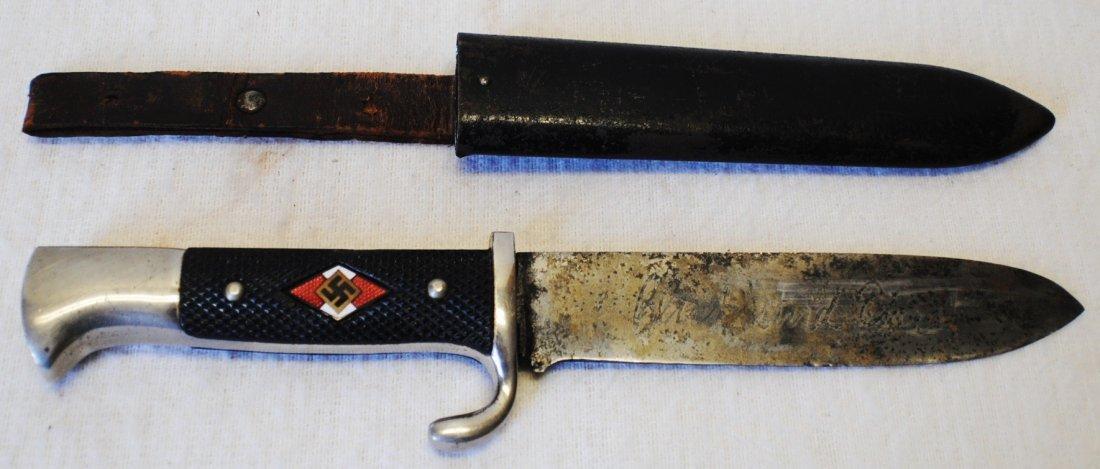 German Nazi Youth dagger