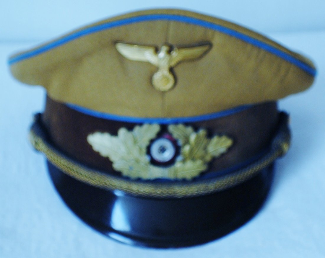 WWII German Nazi cap
