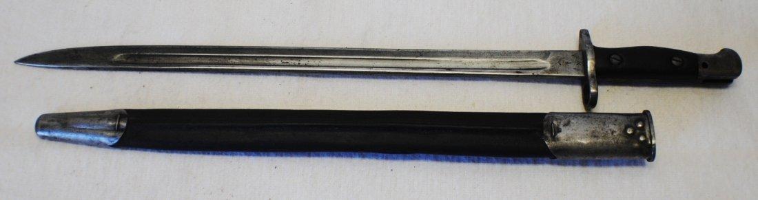 1907 Bayonet