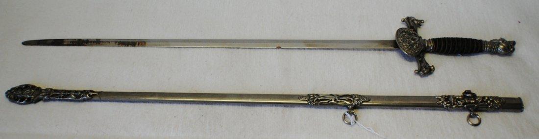 FCB Ceremonial sword