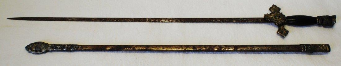 Ceremonial sword