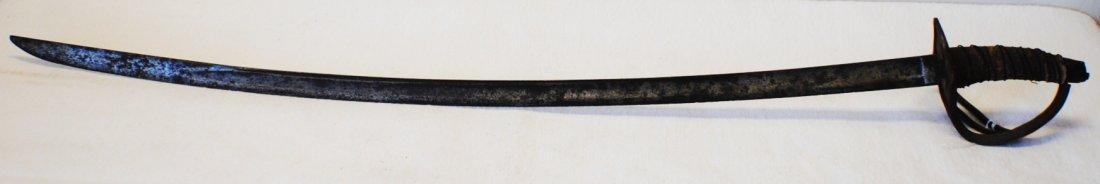 Civil War sword