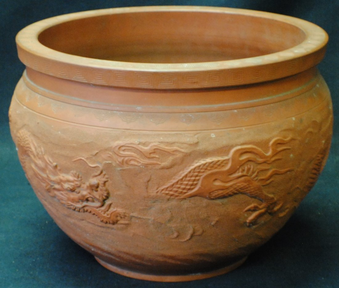Chinese Yixing Terracotta pot