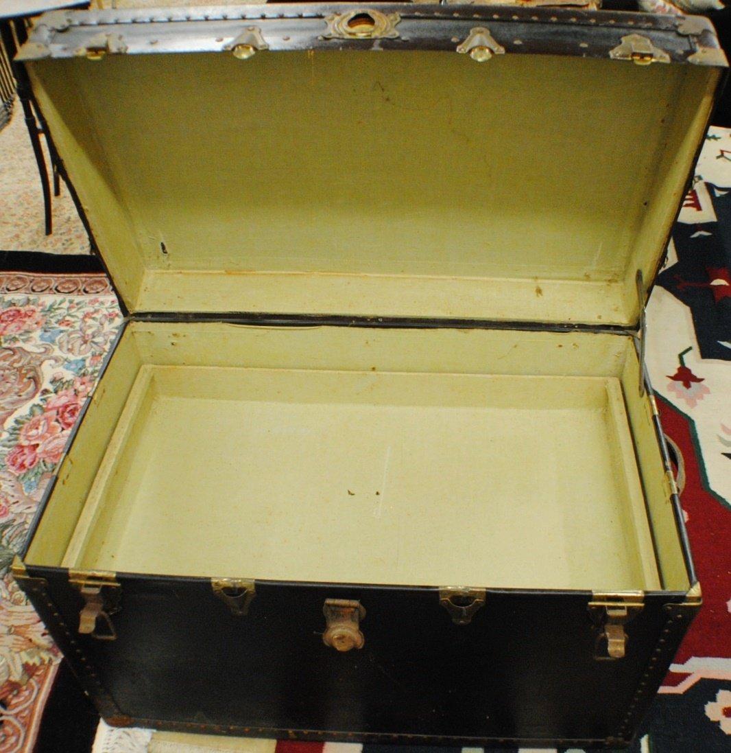 Antique R.H.Macy & Co. steamer trunk - 3