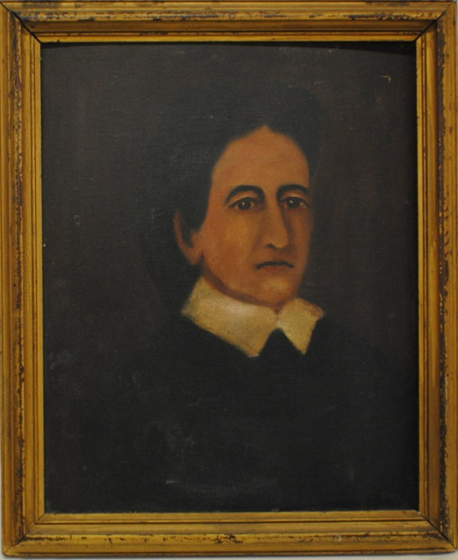 1880's Portrait of Sarah Larrabee
