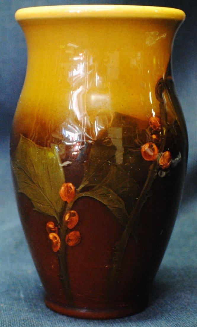 1903 Rookwood vase, signed Elizabeth Lincoln
