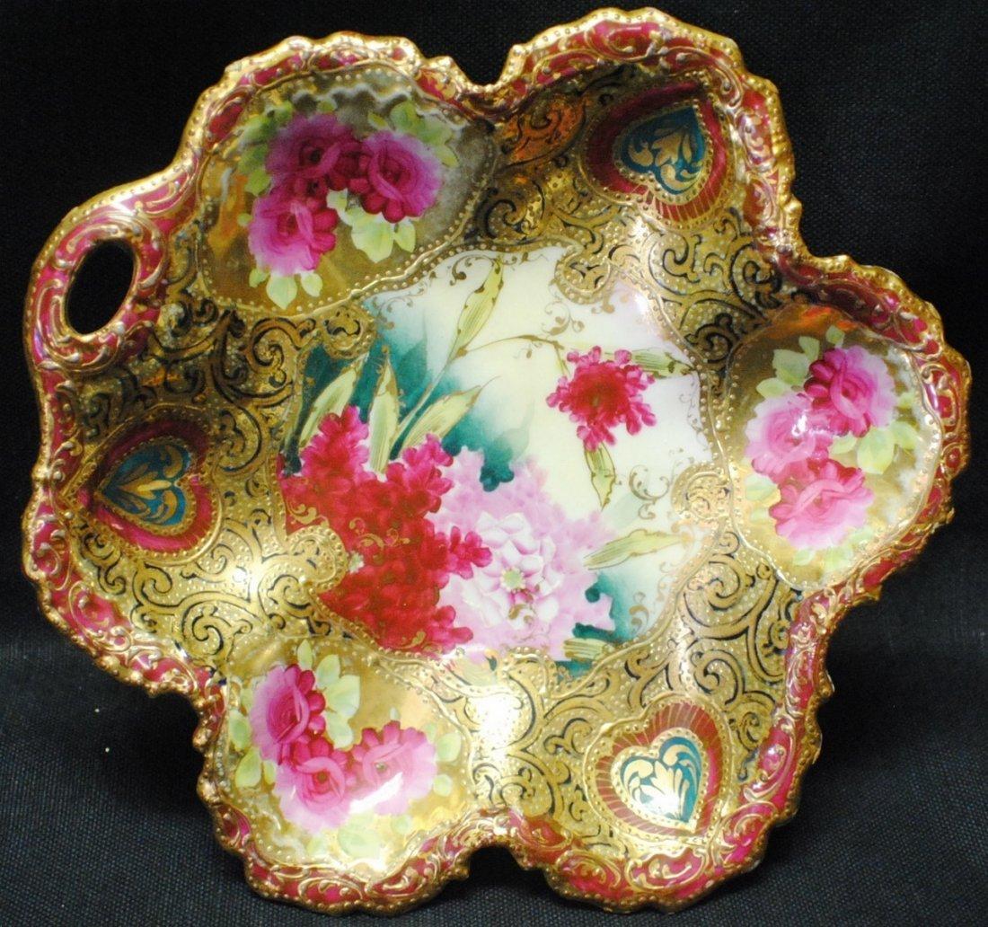 Japanese Nippon moriage bowl