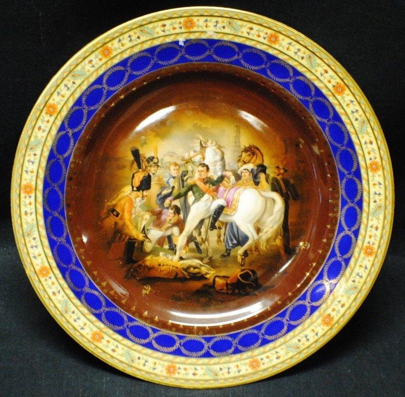 Napoleon plate, Carlsbad