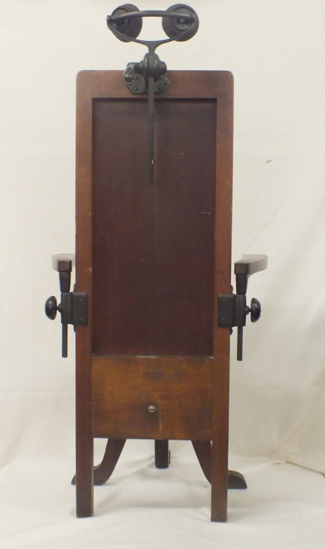 Late 1800's Dentist chair - 2