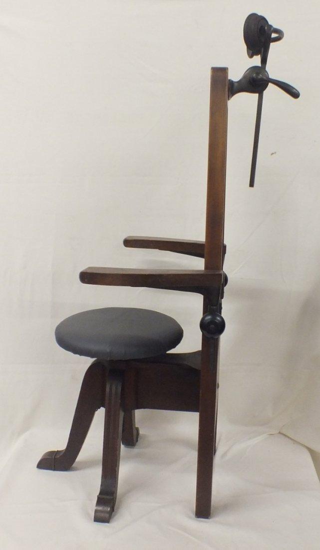 Late 1800's Dentist chair - 6