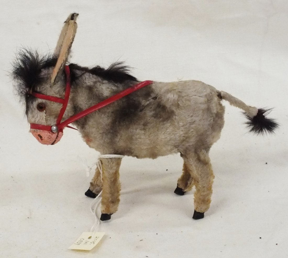 Wind-up Toy Donkey