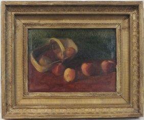 """Robert Spair Dunning (1829 - 1905) """"stillife With"""