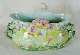 Art Deco Porcelain Center Piece