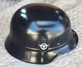 German Wwii M40 Helmet
