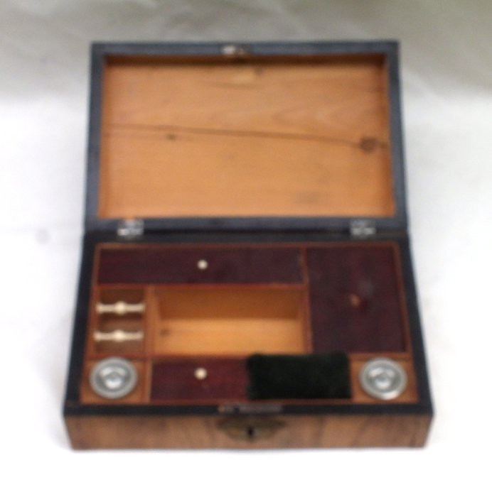 1800's travel writing lap desk