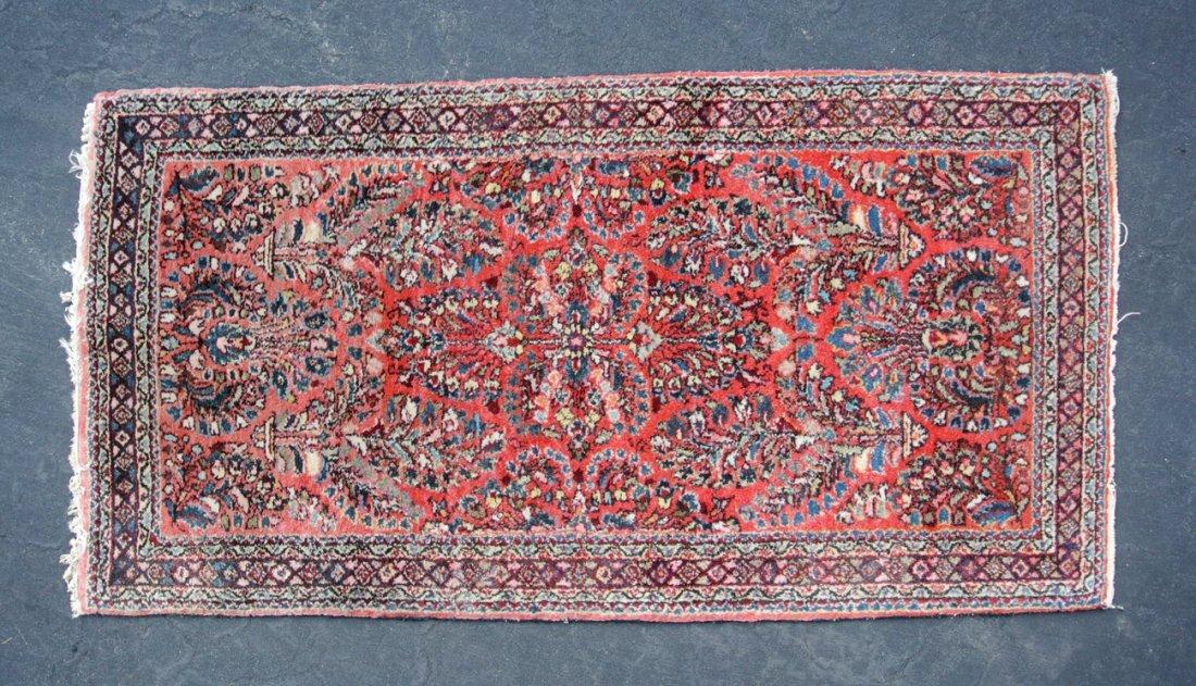 Persian semi-antique Souruk rug